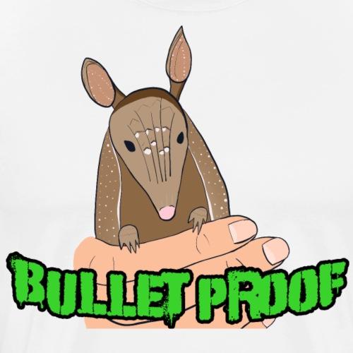 Bullet - Proof - Men's Premium T-Shirt