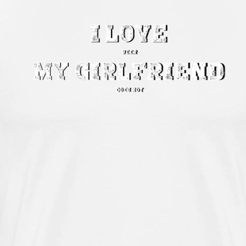 Girlfriend - Men's Premium T-Shirt