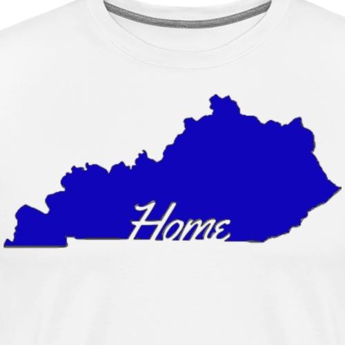 KY HOME Blue - Men's Premium T-Shirt