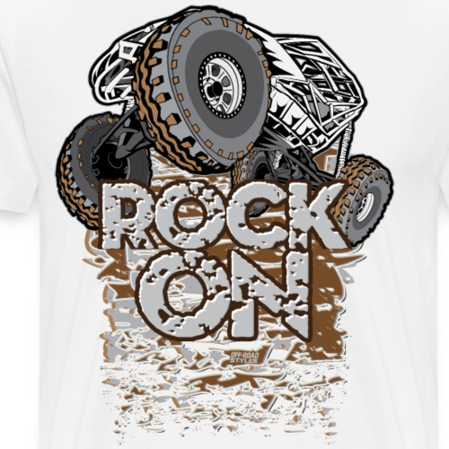 Rock Bouncer Buggy - Men's Premium T-Shirt