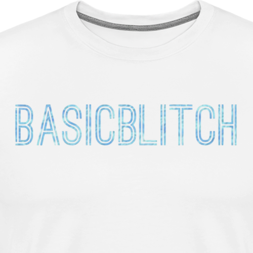 Basicblitch - Men's Premium T-Shirt