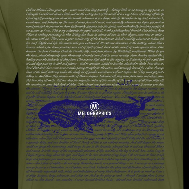 Call Me Ishmael Whale