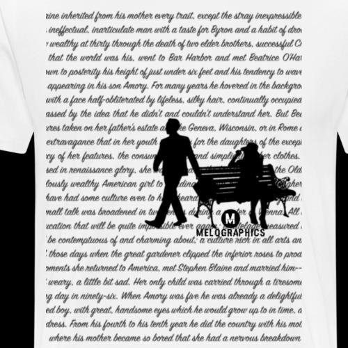 That Side of Paradise - Men's Premium T-Shirt