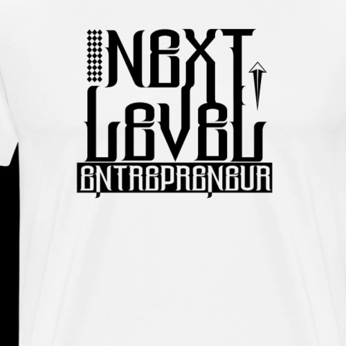 NEXT LEVEL ENTREPRENEUR - Men's Premium T-Shirt