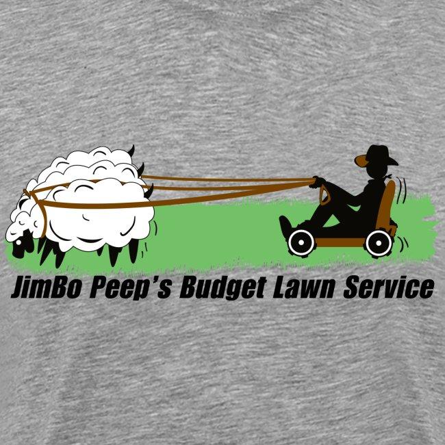 JimBo Peep's Budget Lawn Service