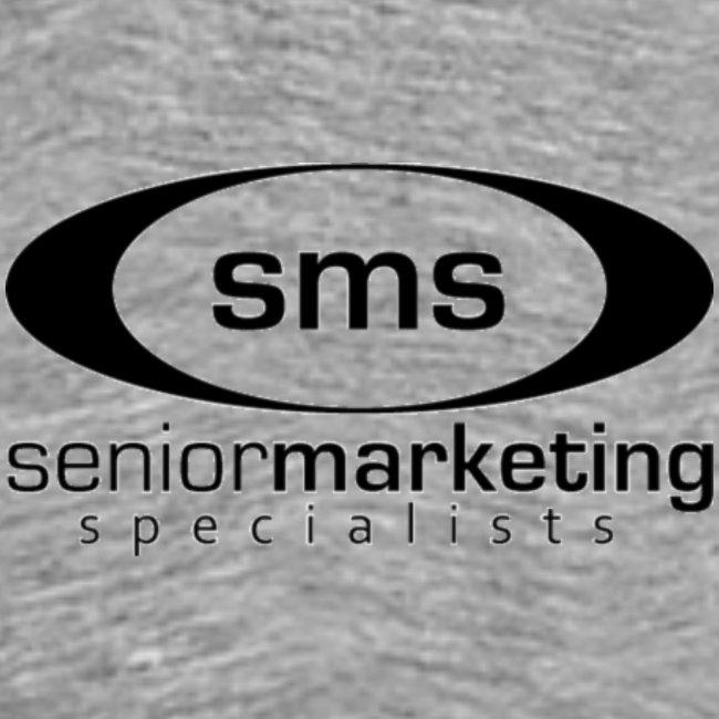SMS Black Logo