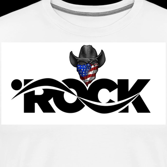 Eye Rock Cowboy Design
