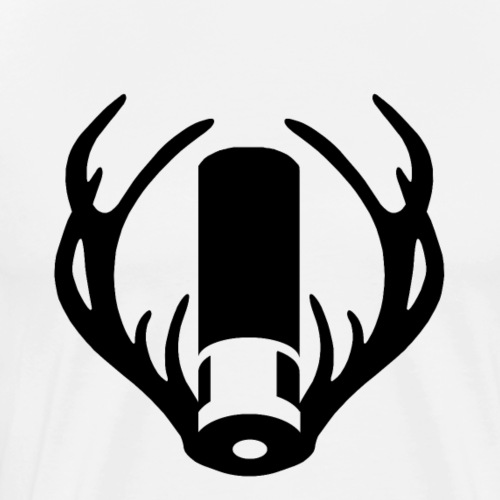 Shell Logo (Black) - Men's Premium T-Shirt