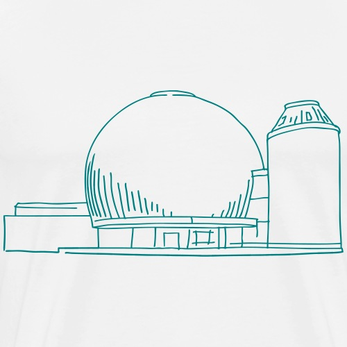 Planetarium Berlin - Men's Premium T-Shirt