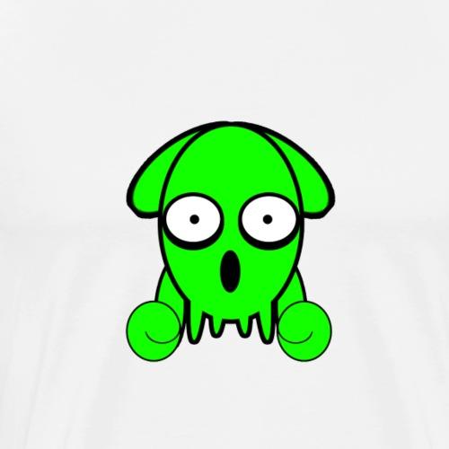 Video Game Squid - Men's Premium T-Shirt