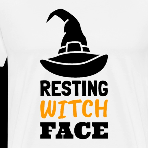 Resting Witch Face | Funny Halloween