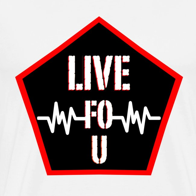 LIVE FOR U LOGO png