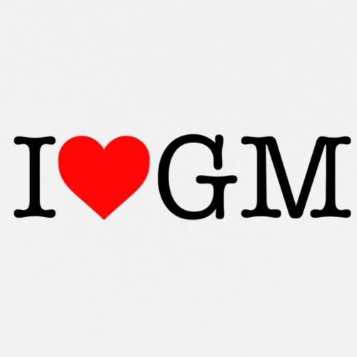 ILGM Logo - Men's Premium T-Shirt