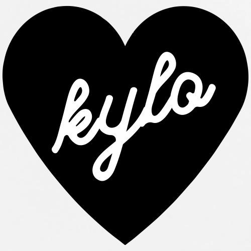 I love Kylo - Men's Premium T-Shirt