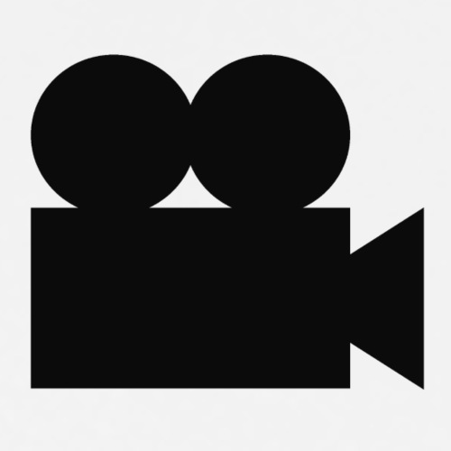 Film Camera - Men's Premium T-Shirt