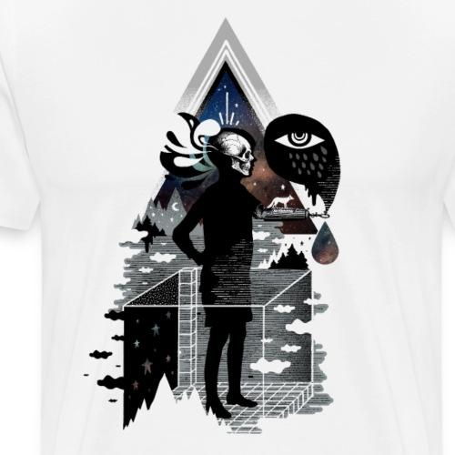 Ghosts - Men's Premium T-Shirt