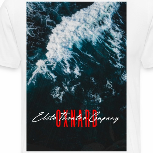 Oxnard Waves - Men's Premium T-Shirt