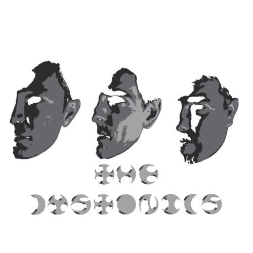 Dystonics Faces - Men's Premium T-Shirt