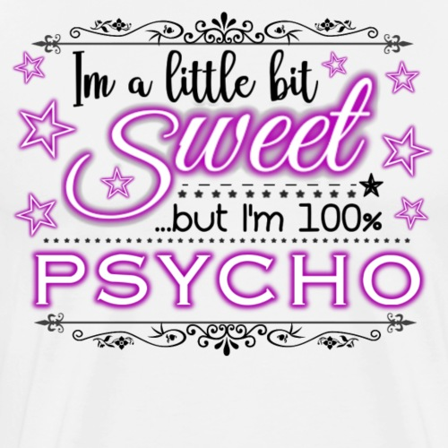 Psycho - Men's Premium T-Shirt
