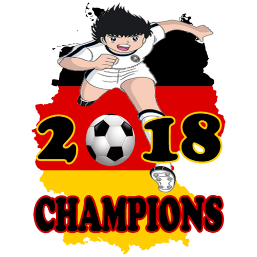 Germany World Cup Champions 2018 - Men's Premium T-Shirt
