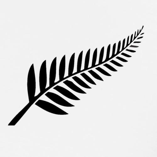 New Zealand Fern - Men's Premium T-Shirt