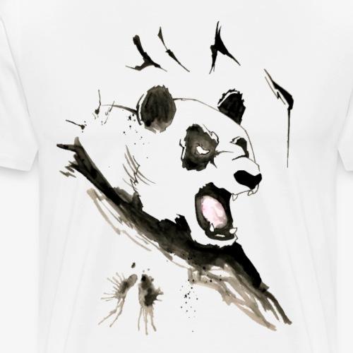 Ferocious Panda - Men's Premium T-Shirt