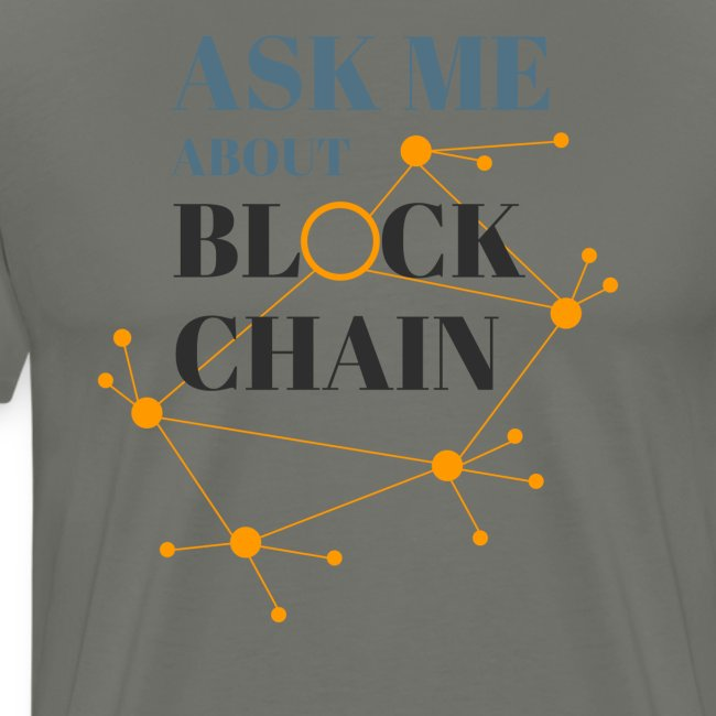 Ask Me About Blockchain