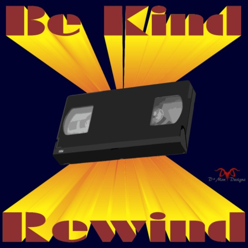 Be Kind Rewind ver. 6 - Men's Premium T-Shirt