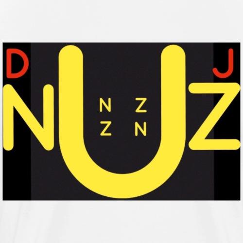 DJ Nuz symbol - Men's Premium T-Shirt