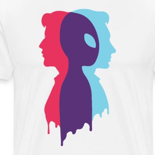 I'm an Alien! - Men's Premium T-Shirt