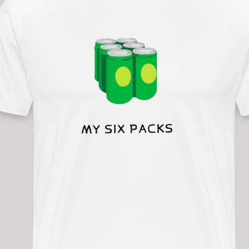 MY SIX PACK - Men's Premium T-Shirt