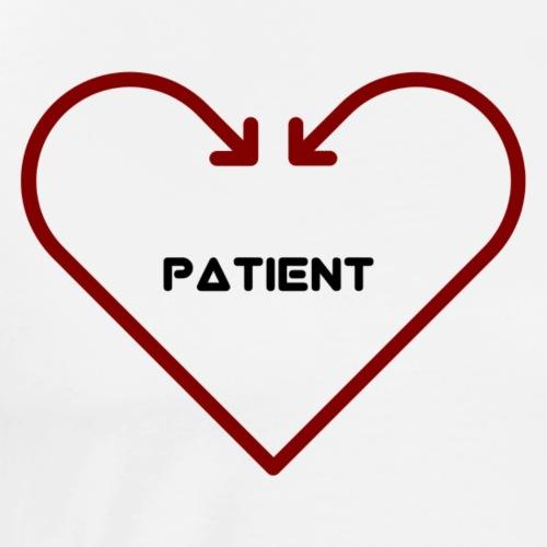 Love is Patient - Men's Premium T-Shirt