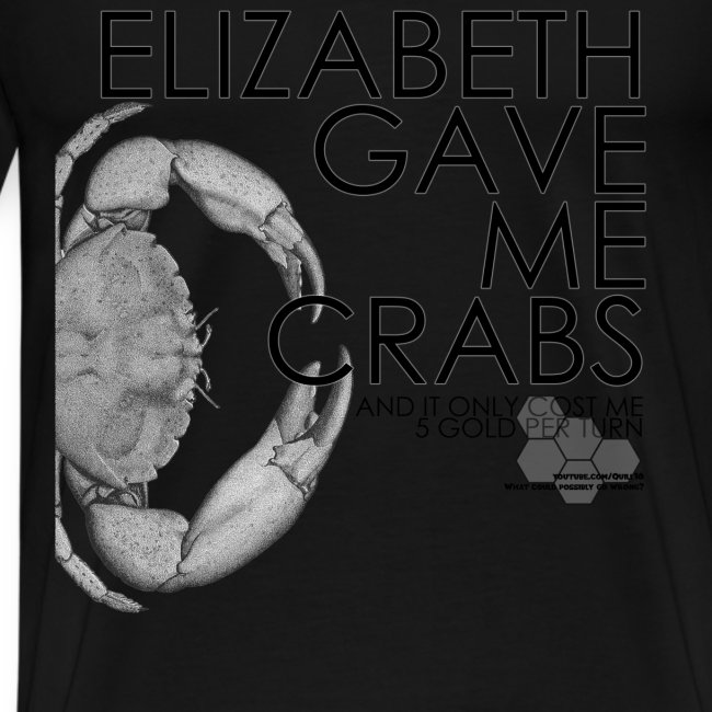Crabs Black Text