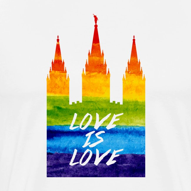 Mormon gay temple love is love