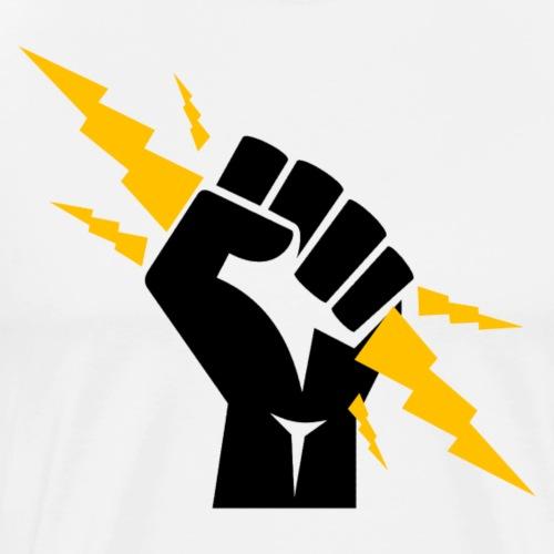 BuzzMoy Zeus Squad #1 - Men's Premium T-Shirt