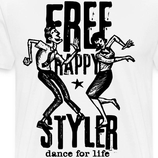 free styler dance freestyler