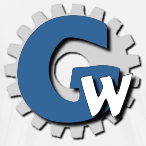 Gear Websites Logo - Men's Premium T-Shirt