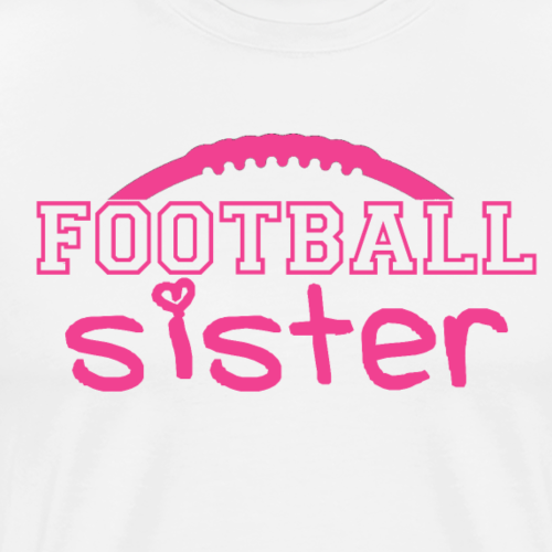 Football Sister - Men's Premium T-Shirt