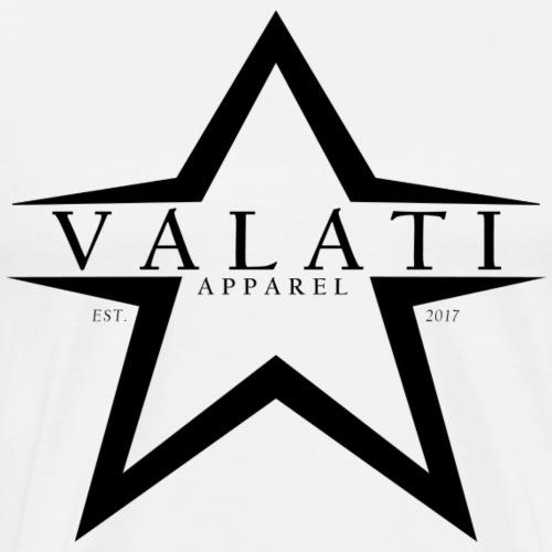 V-STAR Black - Men's Premium T-Shirt