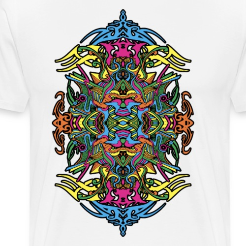 Eternal Voyage 4 - Col - Men's Premium T-Shirt