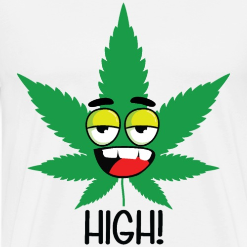High Weed Smiley