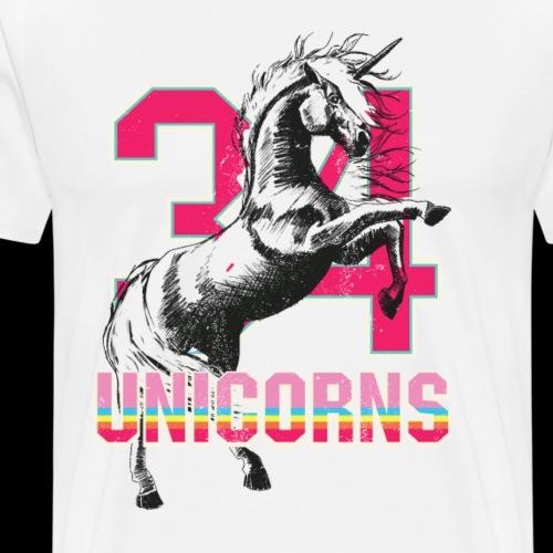 All-Star Unicorn - Men's Premium T-Shirt
