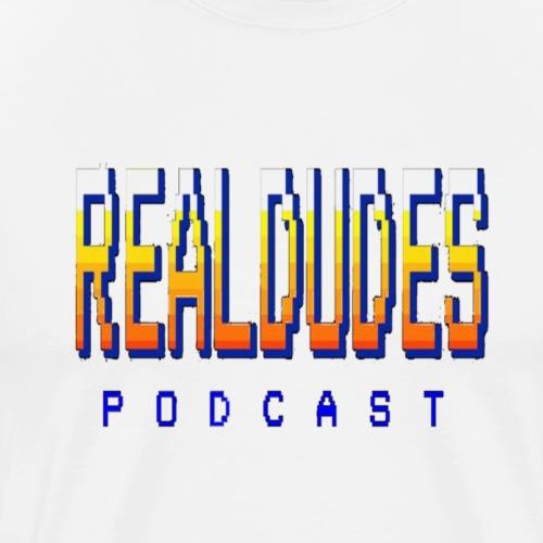 Simple Logo - Men's Premium T-Shirt