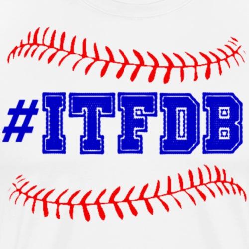 ITFDB - Men's Premium T-Shirt
