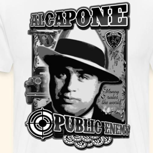 Al Capone Ramirez - Men's Premium T-Shirt