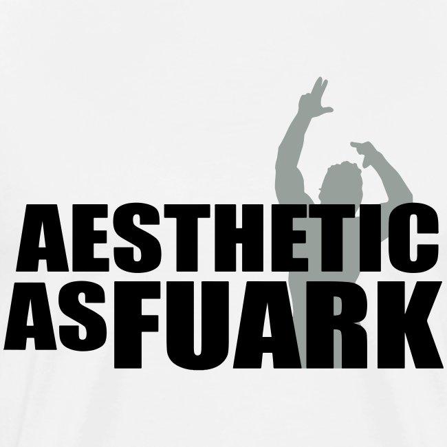 Zyzz Aesthetic as FUARK