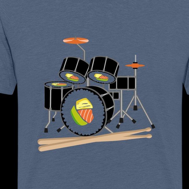 Sushi Roll Drum Set