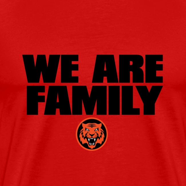 we are family bengals