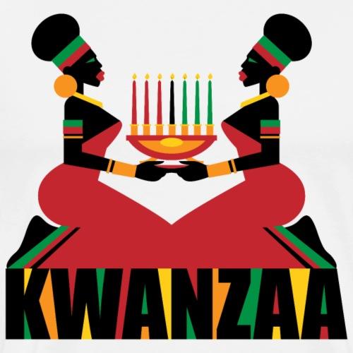 Kwanzaa - Men's Premium T-Shirt