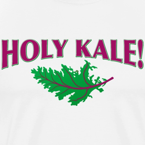 Holy Kale! - Men's Premium T-Shirt